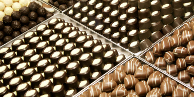 Precisely controlled heat is needed to temper chocolates